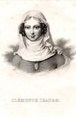 Portrait of Cl�mence Isaure