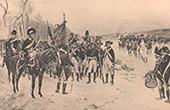 Schlacht von Ballinamuck - Irische Rebellion (1798)