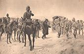 Boer surrender - Second Boer War (1900)