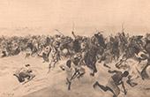 Schlacht von Omdurman - Krieg Sudan - Schlacht des Mahdiaufstands (1898)