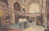 Church of Brou - Choir - Grave - Tombs - Ain (France)