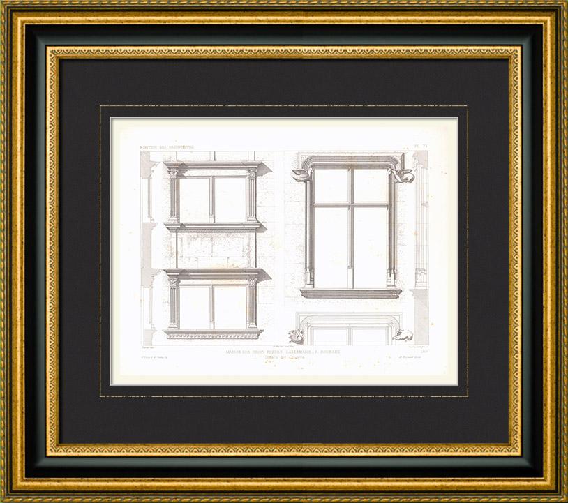 gravures anciennes gravures de romain. Black Bedroom Furniture Sets. Home Design Ideas