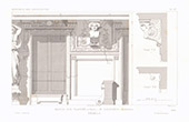 Architect's Drawing - House - Rue Ollivier - Paris (M. Laurancy)