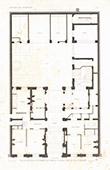 Architect's Drawing - House - Boulevard Haussmann - Paris (J. and P. Sedille)