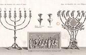 Menorah - Golden Candlesticks - Tabernacle (Lami, Villalpand)