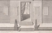 Temple in Jerusalem - Eastern Portal  - Ark of the Covenant - Israelites