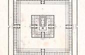 Plan of Temple in Jerusalem (Dom Calmet)