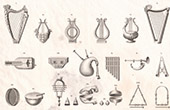 Musical Instruments of the Ancients - Orientalism