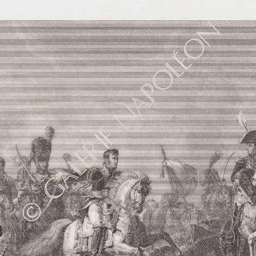 Antique Prints Battle Of Austerlitz Napoleonic Wars