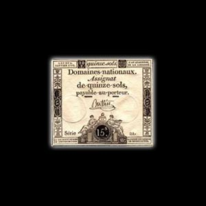 Historical Documents - Assignats