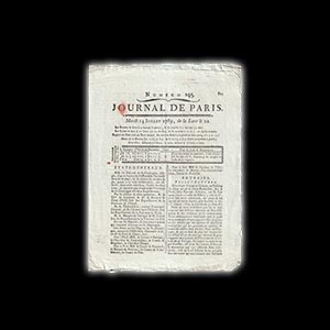 Historical Documents - Newspapers